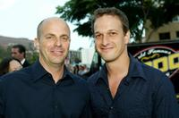 Josh Charles and Neal Moritz at the world premiere of film
