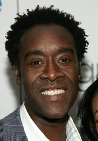 Don Cheadle at the N.Y. premiere of