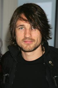 Martin Henderson at the 2006 Diamond Lounge.