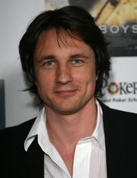 Martin Henderson at the special screening of