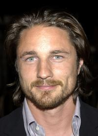 Martin Henderson at the Los Angeles premiere of