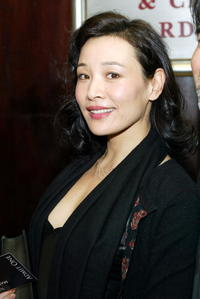 "Joan Chen at a screening of ""Master and Commander: The Far Side Of The World"" in New York City."