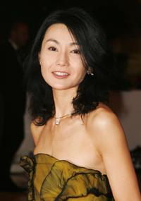 Maggie Cheung at the