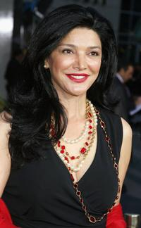 Shohreh Aghdashloo at the premiere of
