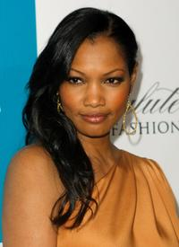 Garcelle Beauvais at the In Style and Grammy Salute to Fashion.