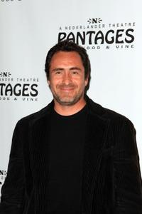 Demian Bichir at the opening night of