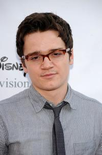 Dan Byrd at the Disney-ABC Television Group Summer Press Tour Party.