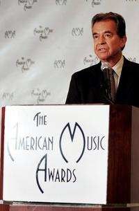 Dick Clark at the 32nd Annual 'American Music Awards'.