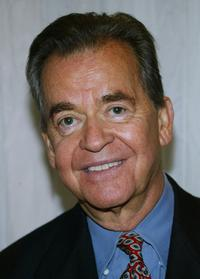 Dick Clark at the 62nd Annual Golden Globe Awards press conference.