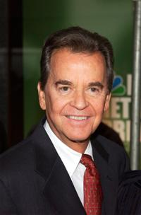 Dick Clark at the preview of NBC's 2002-2003 prime time schedule.