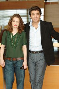 Dolores Fonzi and Ricardo Darin at the photocall of