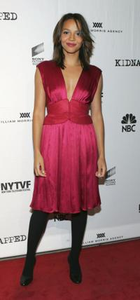 Carmen Ejogo at the premiere screening of