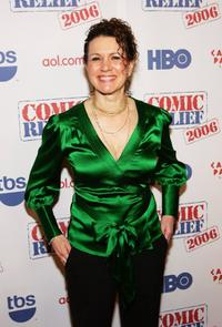 Susie Essman at the Comic Relief 2006 show.