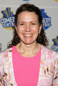 Susie Essman at the Comedy Central special screening of
