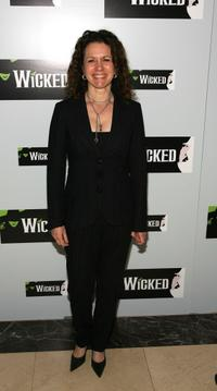 Susie Essman at the opening night of