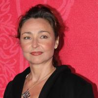 Catherine Frot at the 34th Cesars French Film Awards ceremony.