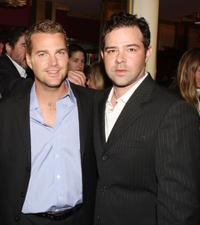 Chris O' Donnell and Rory Cochrane at the LA premiere screening of