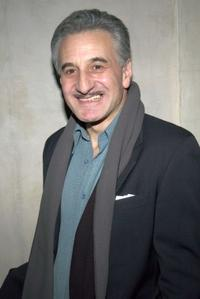 Henry Goodman at the after party of the New York opening of
