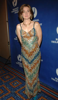 Cheryl Henson at the Creative Arts Daytime Emmy Awards in New York.