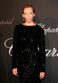 Toni Collette at the Chopard Trophy during the 60th International Cannes Film Festival.