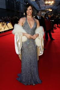 Toni Collette at the Orange British Academy Film Awards (BAFTAs).