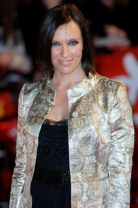 Toni Collette at the BRIT Awards 2007.