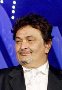 Rishi Kapoor at the music release of