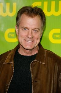 Stephen Collins at the CW Network Winter TCA Party.
