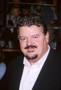 Robbie Coltrane at the premiere of