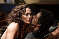 Jennifer Lopez and Marc Anthony in