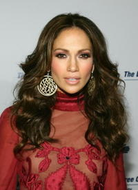Jennifer Lopez at the Friends Of The LA Free Clinic Annual Dinner Gala.