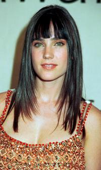 Jennifer Connelly at the 2000 VH1/Vogue Fashion Awards.