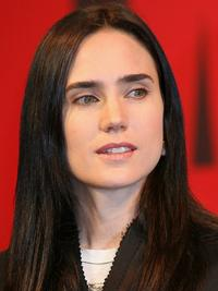 Jennifer Connelly at the press conference promoting