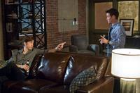Justin Long as Alex and Kevin Connolly as Conor in