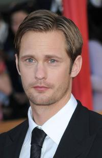 Alexander Skarsgard at the 16th Annual Screen Actors Guild Awards.