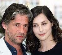 Birol Unel and Amira Casar at the 59th edition of the International Cannes Film Festival.