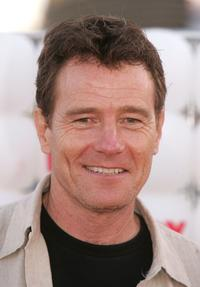 Bryan Cranston at the Fox All-Star Television Critics Association party.