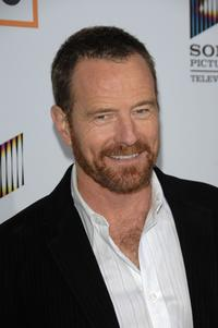 Bryan Cranston at the premiere of