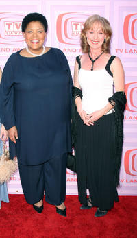 Yvette Freeman and Ellen Crawford at the 7th Annual TV Land Awards in California.