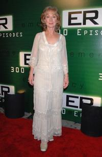 Ellen Crawford at the celebration for the 300th episode of