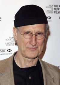 James Cromwell at the New York Film Festival press conference of