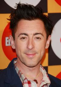 Alan Cumming at the Entertainment Weekly's Annual Must List Party.