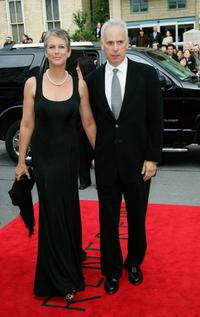 Jamie Lee Curtis and husband Director Christopher Guest at the TIFF Gala Presentation of