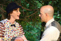 Joan Cusack and Stanley Tucci in