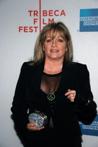 Patti D'Arbanville at the 5th Annual Tribeca Film Festival premiere of