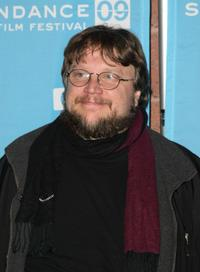 Guillermo del Toro at the premiere of