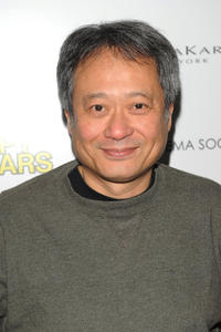 Director Ang Lee at the New York premiere