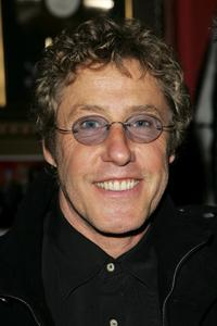 Roger Daltrey at the photocall to announce new concert dates.