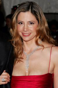 Mira Sorvino at the Metropolitan Museum of Art Costume Institute Benefit Gala, Poiret: King Of Fashion.