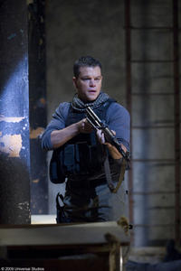 Matt Damon as Roy Miller in